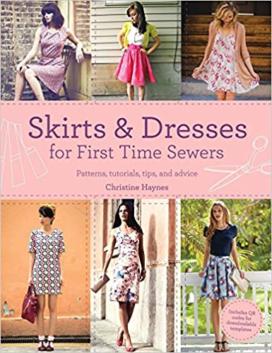 Skirts & Dresses for First Time Sewers: Patterns, Tutorials, Tips, and Advice: Amazon.co.uk: Associate Professor of History Christine Haynes: 9781438005409: ...
