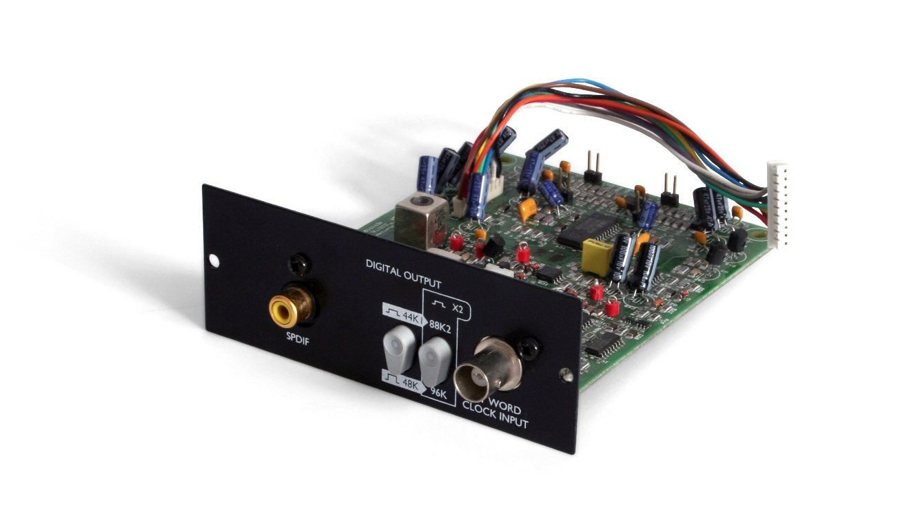 Focusrite Platinum A-D Card Digital Option Card For Penta, Trak Master, VoiceMaster Pro, and TwinTrak Pro Processors