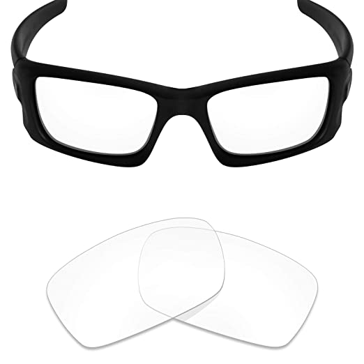 130bf2ac651 Amazon.com  Mryok UV400 Replacement Lenses for Oakley Crankcase - HD ...