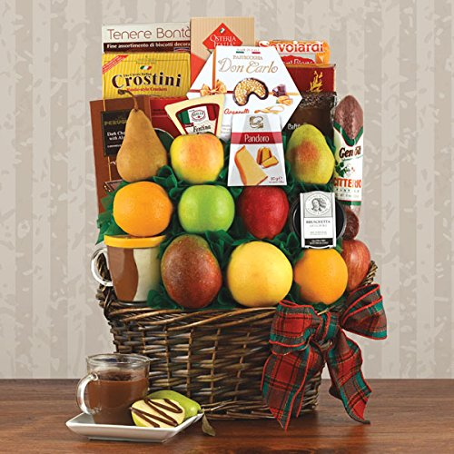 Four Seasons Fruit Gift Basket by Capalbo's Gift Baskets