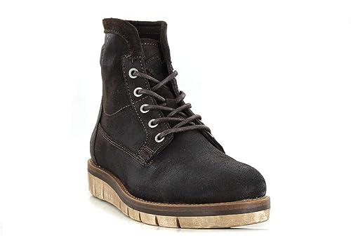 9722e25a2f9 PLDM by Palladium 75733 - Botas de Otra Piel Hombre, Marrón (Marron (Dark  Brown 428)), 45 EU: Amazon.es: Zapatos y complementos