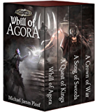 Whill of Agora: Epic Fantasy Bundle (Books 1-4): (Whill of Agora, A Quest of Kings, A Song of Swords, A Crown of War) (Legends of Agora) (English Edition)