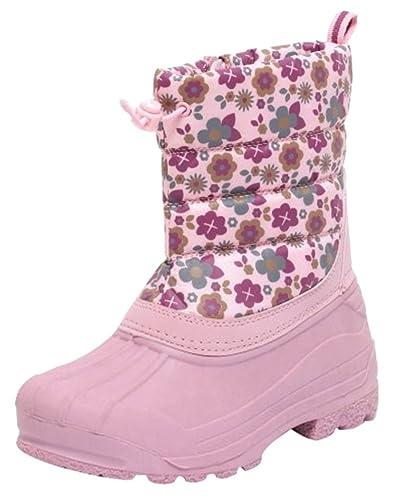 on sale a40ab ccb48 Süße Mädchen Winterstiefel Gr. 19-37 Winter Schnee Stiefel Boots Schuhe rosa