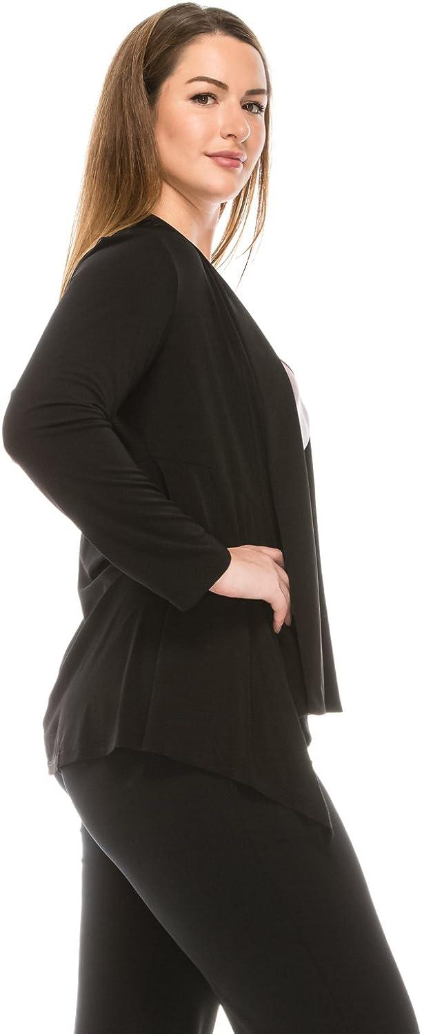 Jostar Womens ITY Mid-Cut Jacket Long Sleeve