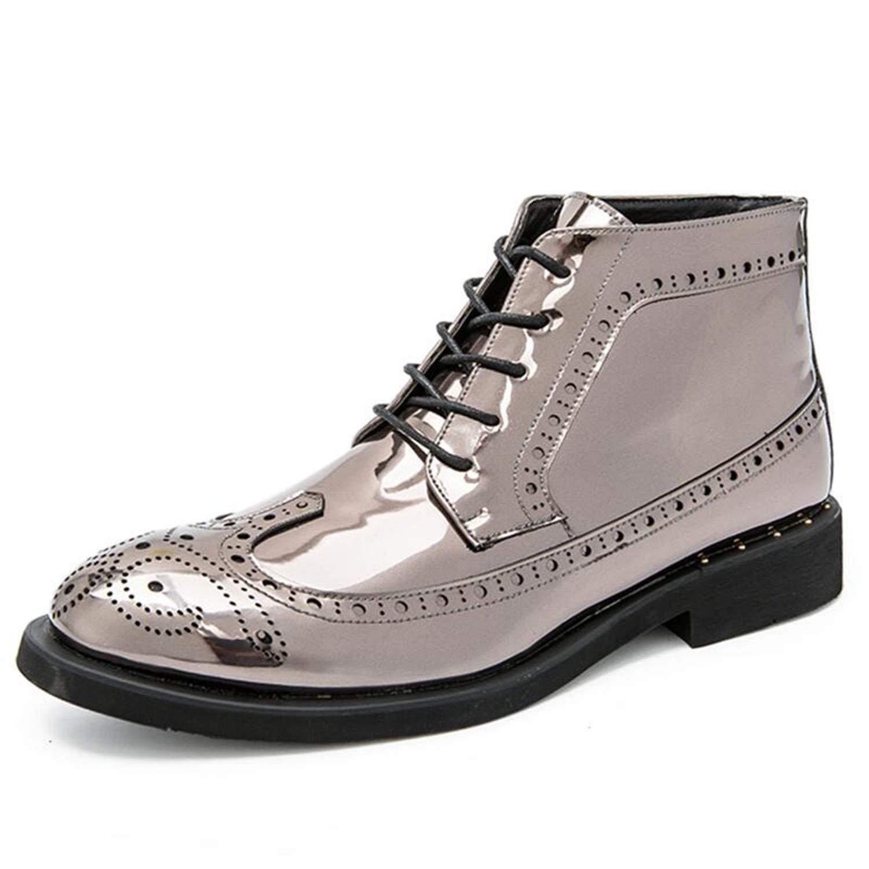 Winter Mens Dress Boots Business Men Boots Leather Men Shoes Ankle Boots