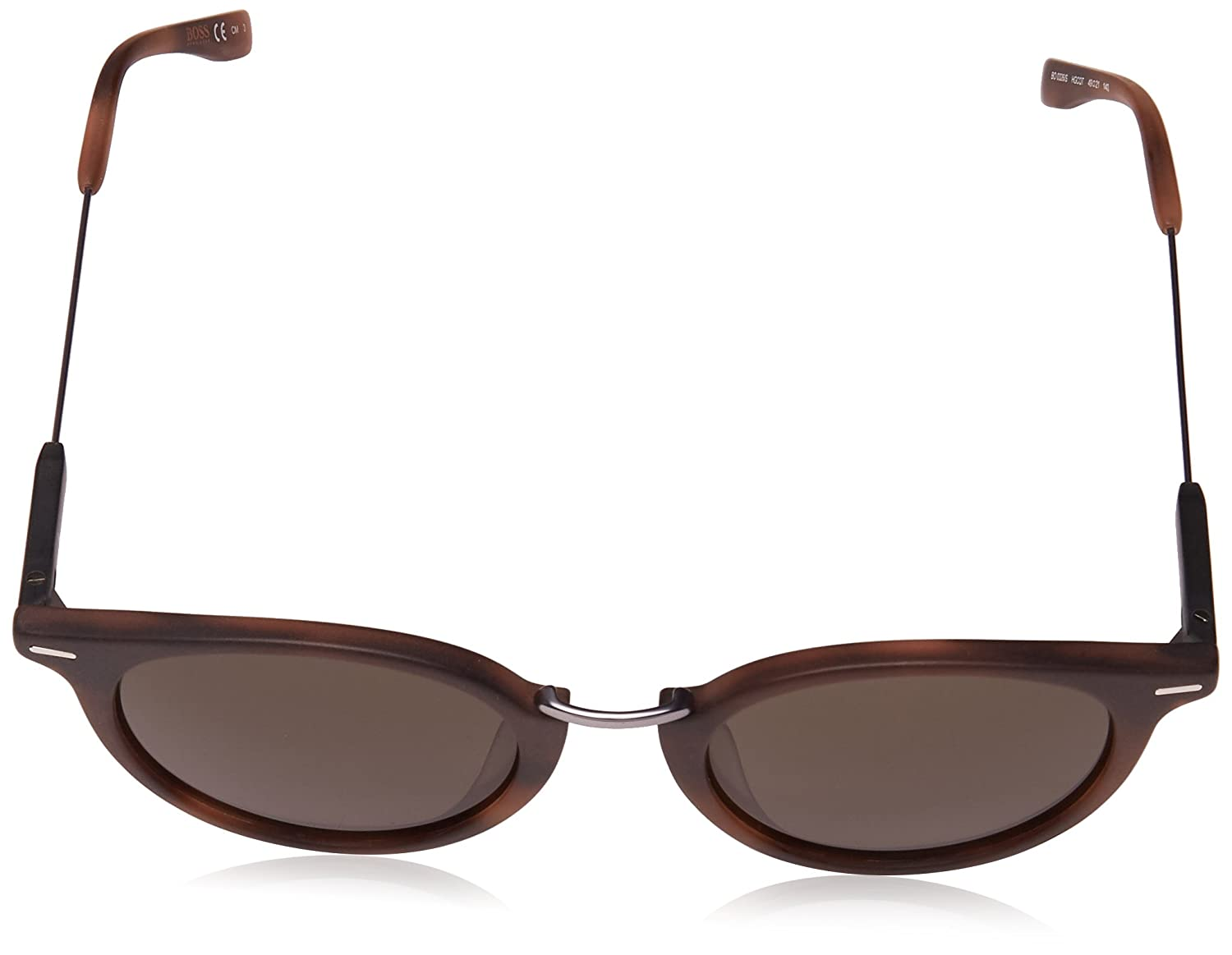 1639632ce18 Hugo Boss Orange Sunglasses Brown Havana BO0326.S.HGC.49QT (Diameter Lens  49  mm)  Amazon.co.uk  Clothing