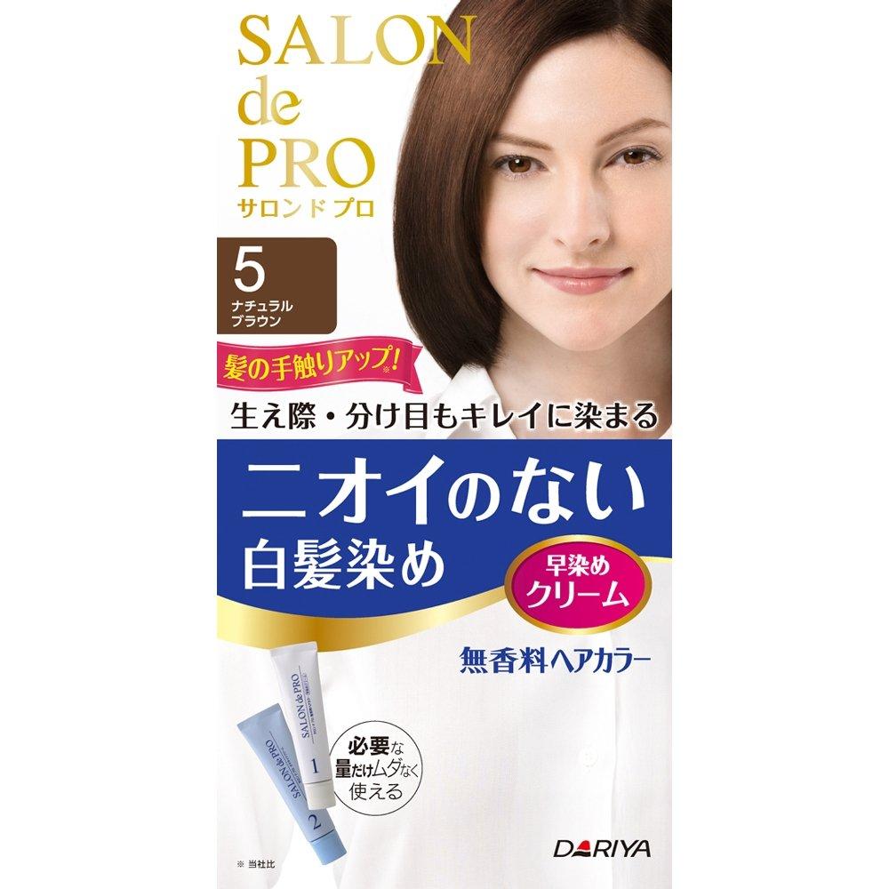 Dariya salon de pro hair color non smell 4 for Salon de pro