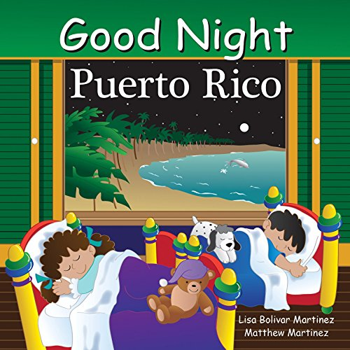 Price comparison product image Good Night Puerto Rico (Good Night Our World)