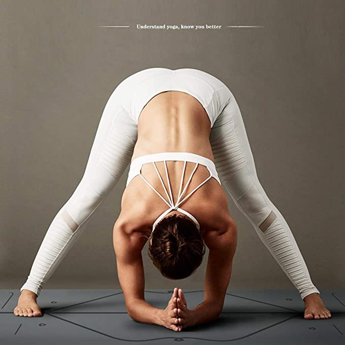 Alloeliey Estera de la Aptitud, Estera de la Yoga del TPE ...