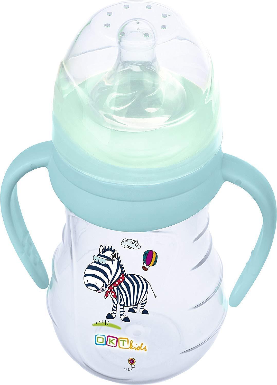 Trinklernflasche con Asas Incl. Aspirador y Schnabel 250ML + ...