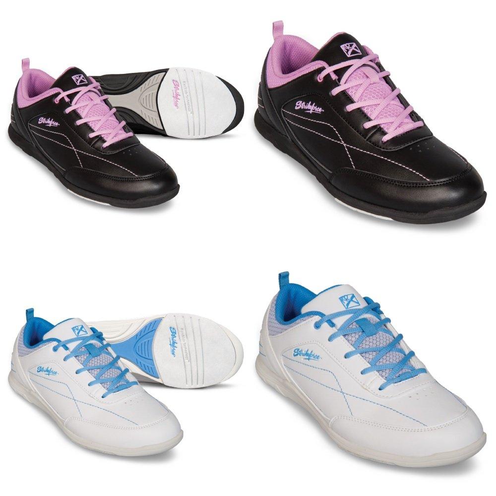 Bowling-Schuhe, KR Strikeforce Capri, für Damen und Kinder, für Rechts- und Linkshänder in 2 Farben Schuhgröße 36-41 für Damen und Kinder KR-Strikeforce Capri