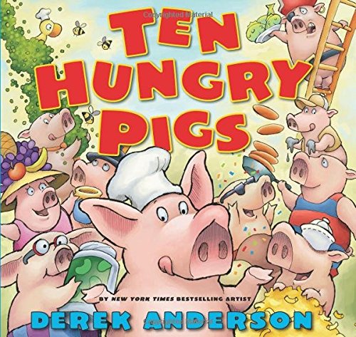 Ten Hungry Pigs ebook