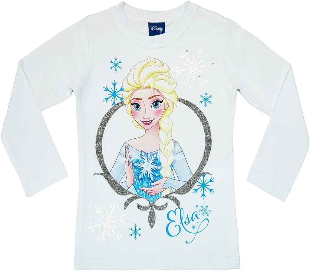 Mädchen Set L-SHirt /& Leggings Gr 104-128 Disney Frozen die Eiskönigin