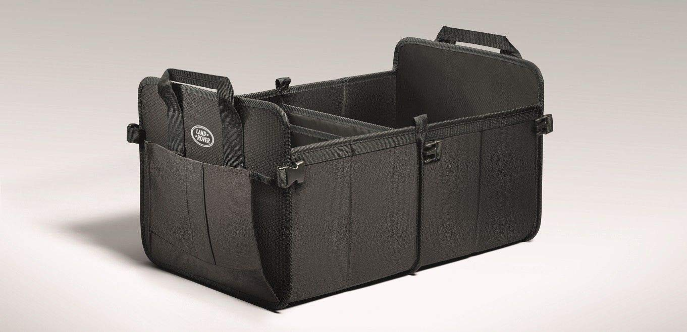 L R Land Rover New Genuine Collapsible Luggage Boot Tidy Organiser VPLVS0175