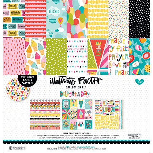 Delight Collection (Illustrated Faith Collection Kit 12