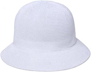 63ab7cd5 Physician Endorsed Women's Andie Lightweight Packable Knit Cloche, Rated  UPF 50+ for Max Sun