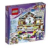 LEGO Friends Snow Resort Ice Rink Building Kit, 307 Piece