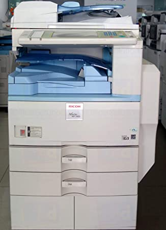 Ricoh Aficio MP C5000 Multifunction PS Windows 8 Drivers Download (2019)