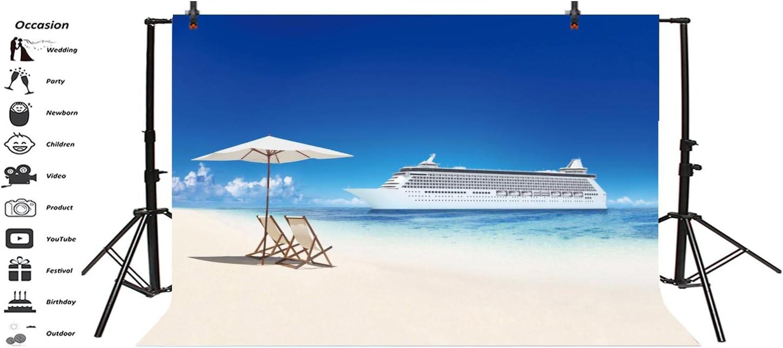gaixample.org Cassisy 1.5x1m Vinyl Sea View Backdrop Texture Boat ...