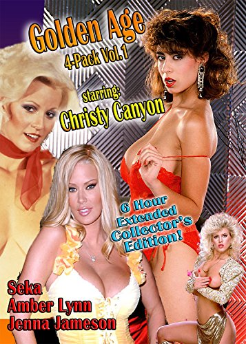 Christy Canyon starring in GOLDEN AGE 4-PACK VOL.1 (Best Of Asia Carrera)