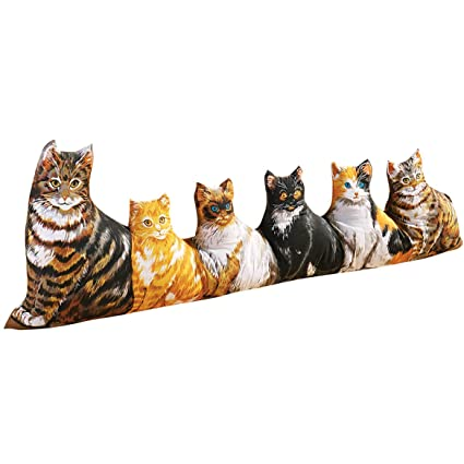 Amazon Cat Draft Block Energy Efficient Decorative Door Draft