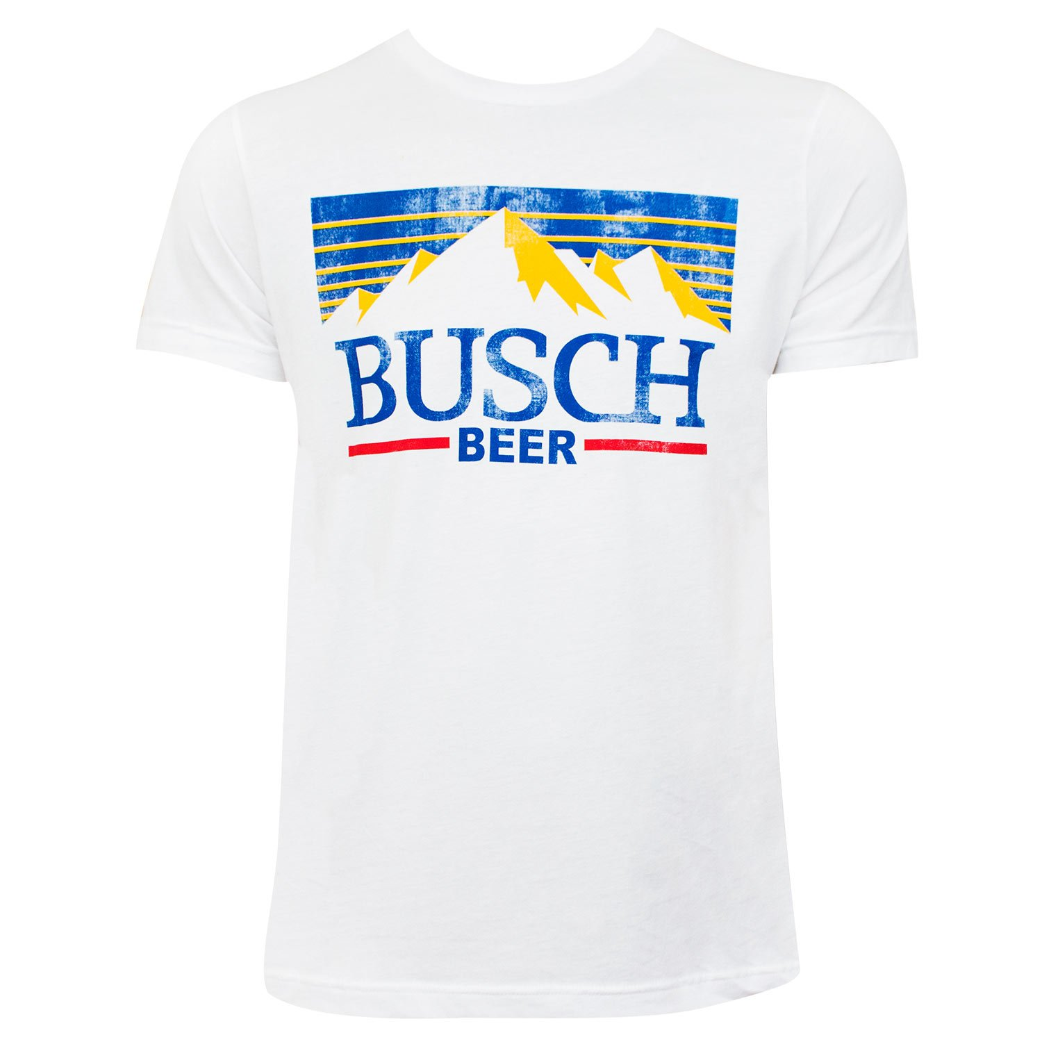 8dccdb0c Amazon.com: Busch Retro Logo Tee Shirt Large: Clothing
