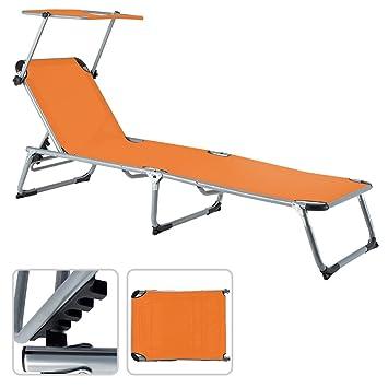 chaise longue pliante qvc