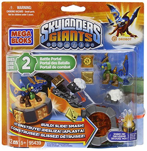 Mega Bloks Skylanders Drobot's Battle Portal