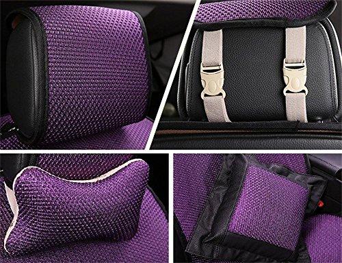 oroyal universal fit car seat cover set top grade fabric comfortable design bright colors. Black Bedroom Furniture Sets. Home Design Ideas