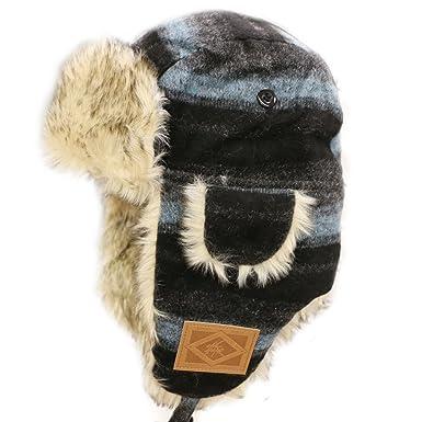 City Hunter W300 Premium Wool Solid Trapper Hats - Multi Colors - -   Amazon.co.uk  Clothing 5238e7aafb2d