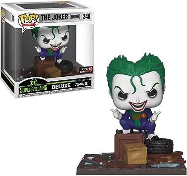 Funko PoP! DC Hush Jim Lee Joker in Alley Vinyl Figure