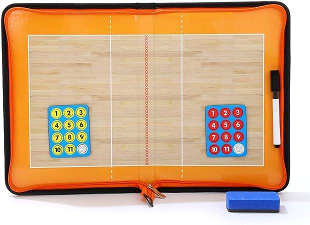 Katech Voleibol táctica Junta portátil Voleibol Juego de ...