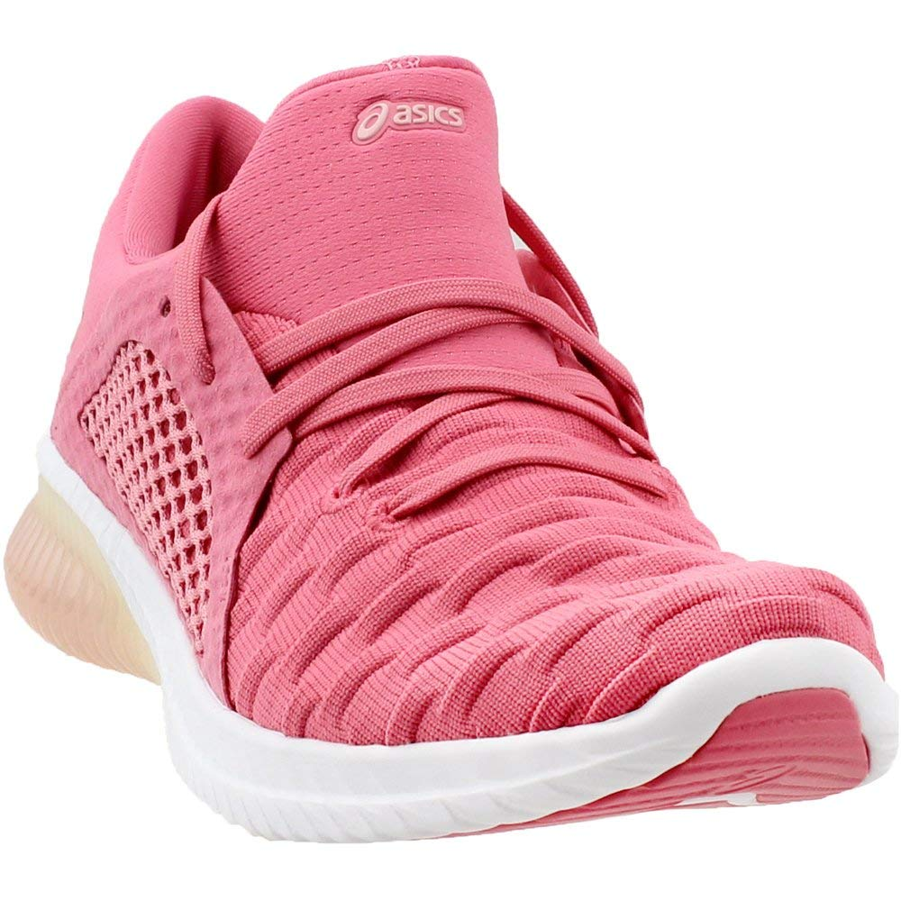 new styles ad1fa b4706 ASICS Gel-Kenun Knit MX Women's Running Shoe, Peach Petal/Peach Petal, 11.5  M US
