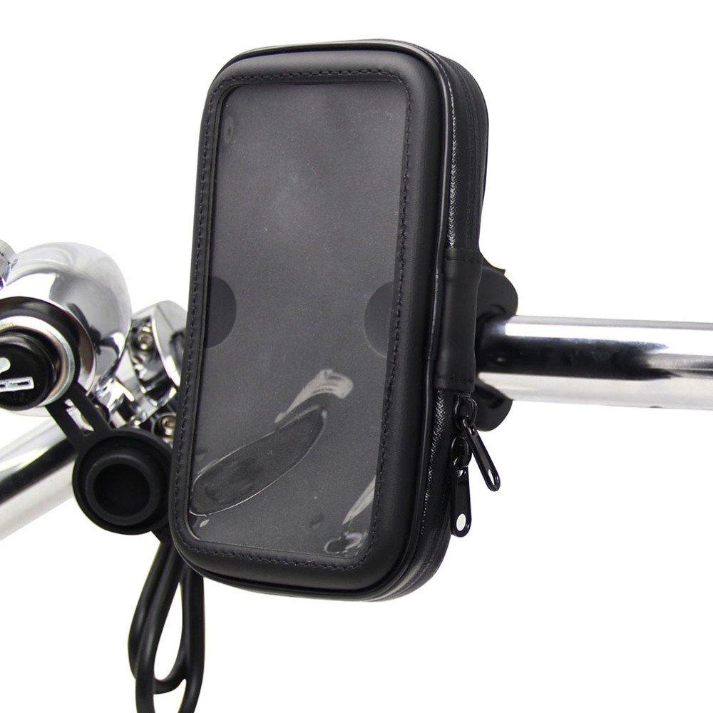 LX-MTB06 MAGLOK'D TANK BAG Super Cool Motorcycle/Sportbike Magnetic Tank Bag/Pouch Phone Holder/Case LEXIN LX-S4