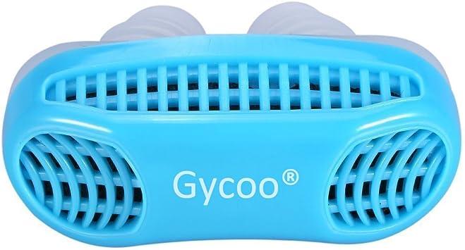 Gycoo - Solución antironquidos purificador de aire filtro Snore ...