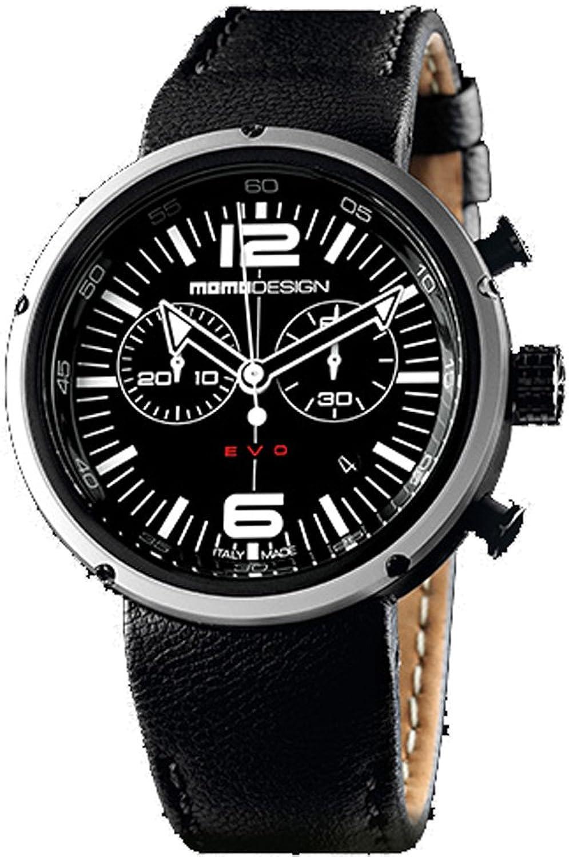 (モモ) MOMODESIGN 腕時計 Evo Crono MD1012BS-12 メンズ [並行輸入品] B00PSKHSB6
