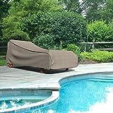 Budge P2A02PM1 English Garden Patio Chaise Lounge