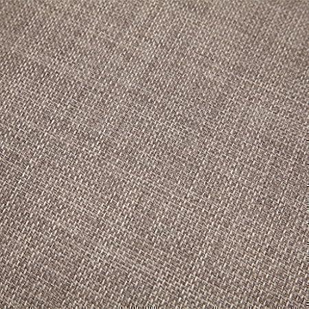Textured linen effect fabric 1 metre high quality polyester textured linen effect fabric 1 metre high quality polyester material in slate grey junglespirit Images