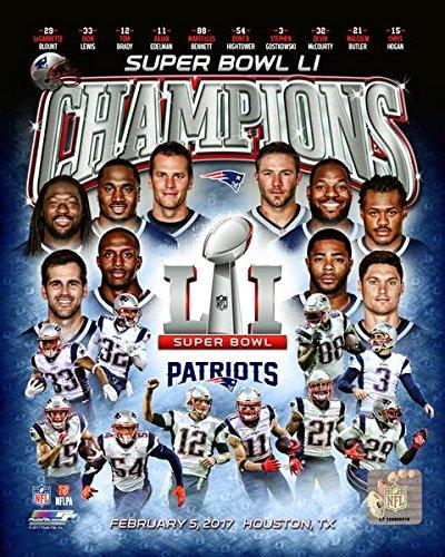Amazon Com New England Patriots Tom Brady Team Collage From