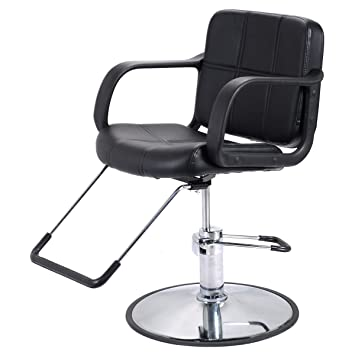 Exceptionnel Giantex Classic Hydraulic Barber Chair Salon Beauty Spa Hair Styling  Equipment