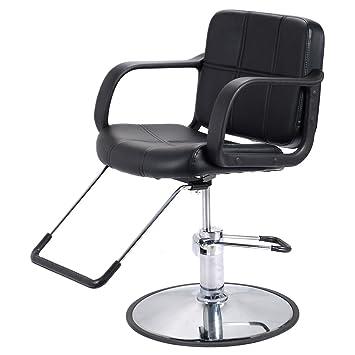 Giantex Classic Hydraulic Barber Chair Salon Beauty Spa Hair Styling  Equipment