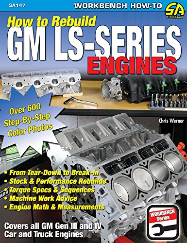 How to Rebuild GM LS-Series - Motors Os Engines