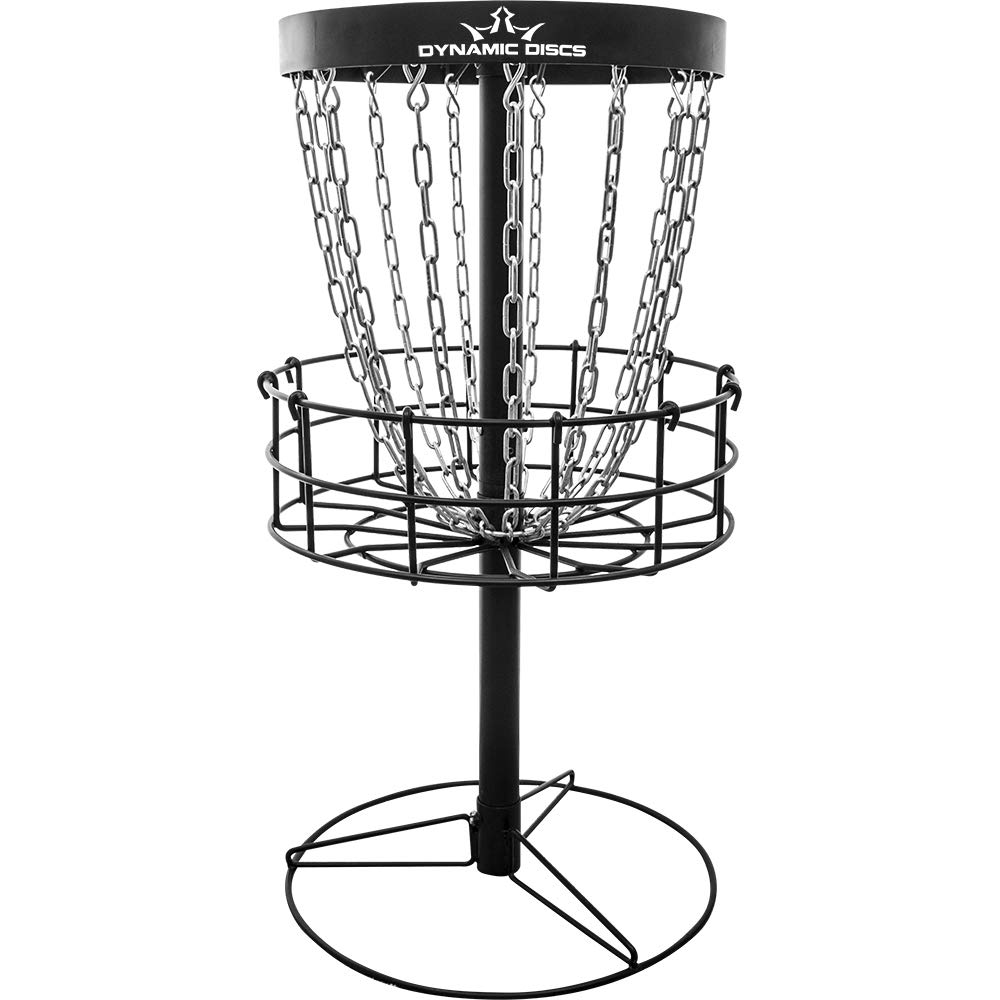 Dynamic Discs Junior Recruit Disc Golf Basket by D·D DYNAMIC DISCS