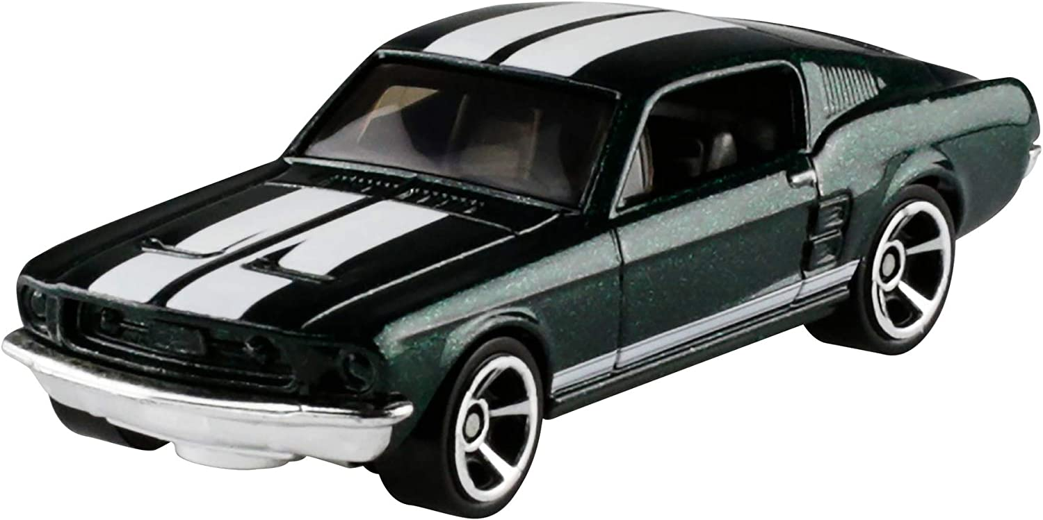 Hot Wheels Fast /& Furious 5-Pack 1:64 Scale Vehicles Instant Collection Toy Cars for Fans of Fast and Furious Gift Ages 3 and Older