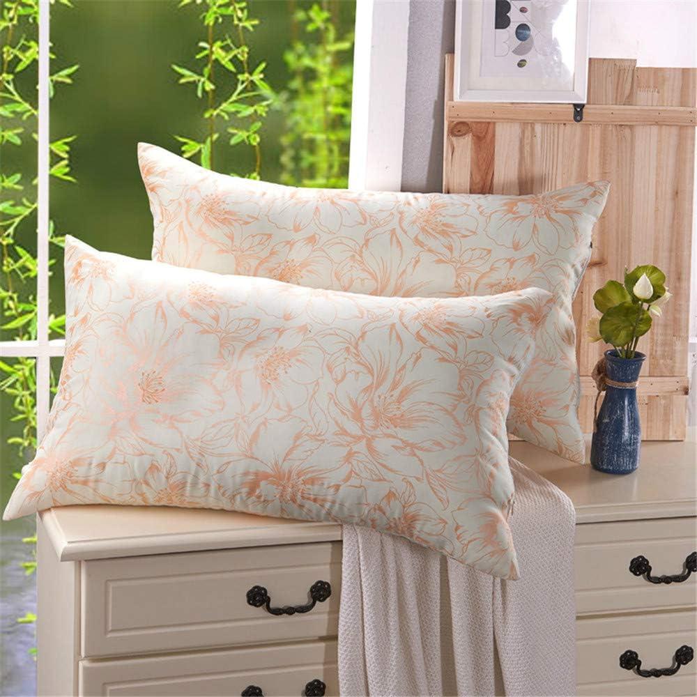 CGQAbajo un par de Almohada Almohada núcleo núcleo núcleo molido Impreso Almohada Pillow Almohadilla Hotel Hotel,Golden Phoenix Cola,Un par de Ropa