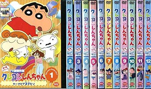 クレヨンしんちゃん TV版傑作選 第7期シリーズ [レンタル落ち] 全12