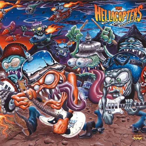 The Hellacopters-Air Raid Serenades-(170 028-3)-Remastered-CD-FLAC-2006-RUiL Download