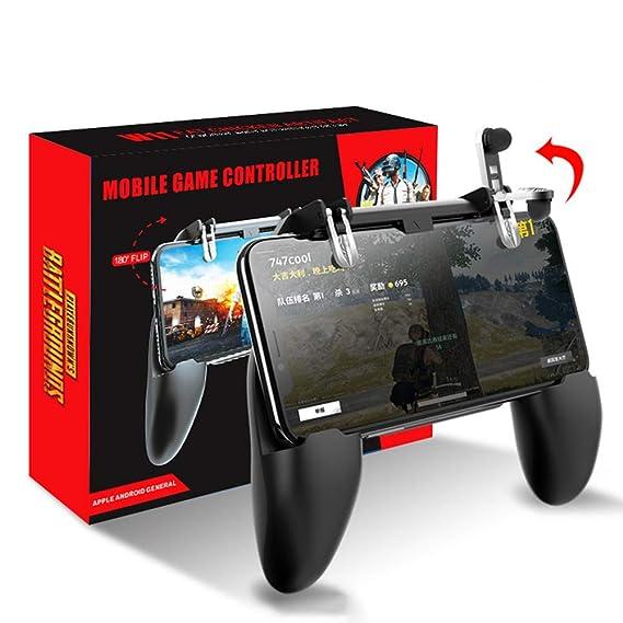 Amazon com: Aoile 3 in 1 PUBG Mobile Gamepad Trigger Control