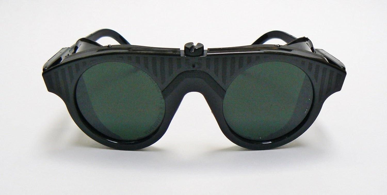Gafas de seguridad, 7 ojo gafas de protección # 7 lente de soldadura Soldadura de fusión (e 5): Amazon.es: Juguetes y juegos