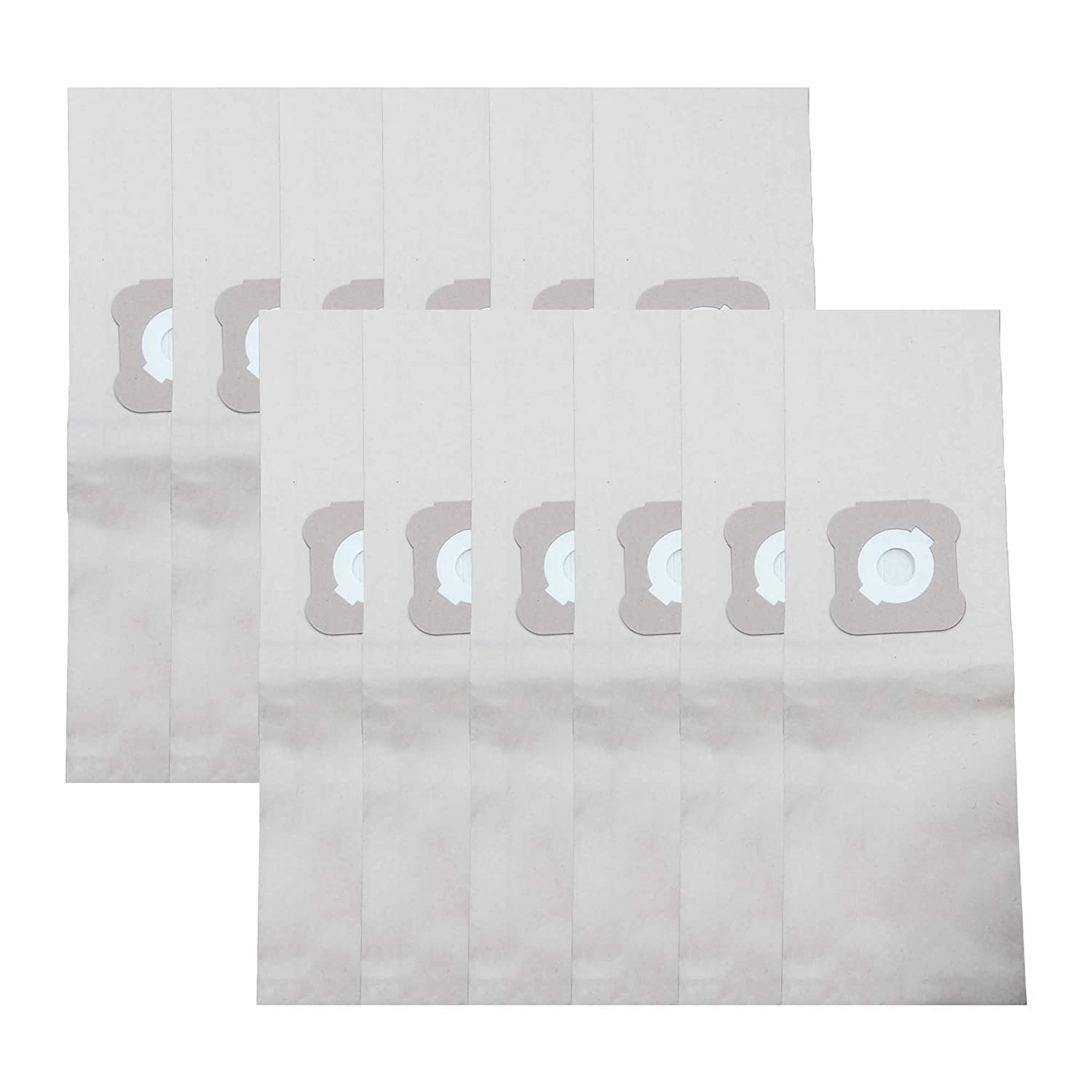 12 Replacements for Kirby Paper Generation Bags Fit G3, G4, G5, G6, Ultimate G, Sentria & Diamond Edition, Compatible With Part # 204803 & 205803, by Think Crucial Crucial Vacuum